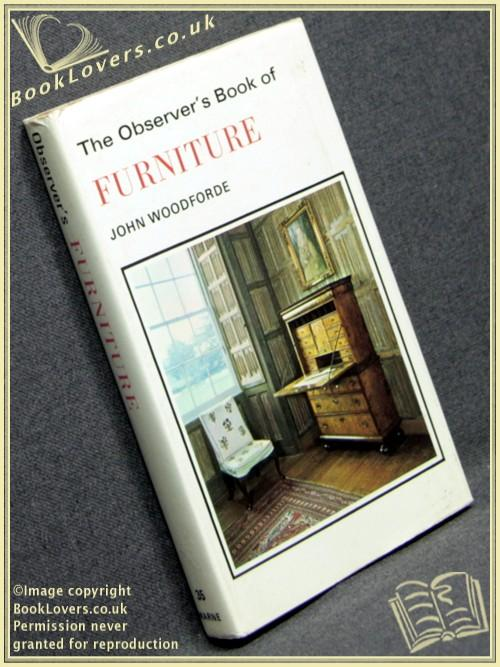 The Observer's Book of Furniture - John Woodforde