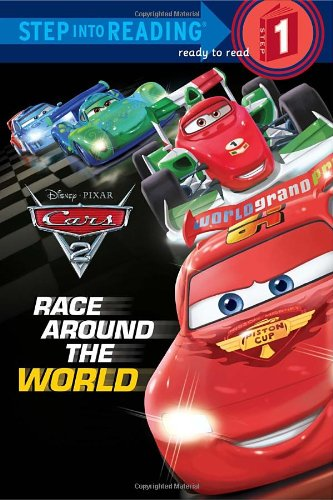 Race Around the World (Disney/Pixar Cars 2) (Step into Reading) - RH Disney