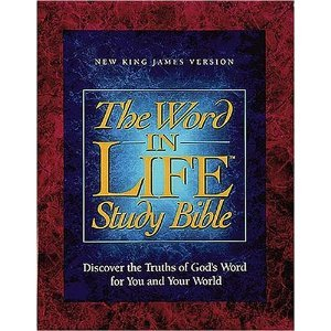 The Word in Life Study Bible (New Testament)/New King James Version - Thomas Nelson Publishers