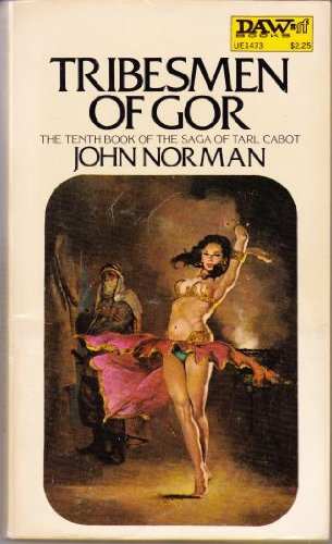 Tribesmen of Gor - John Norman