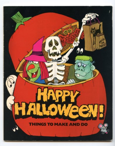 Happy Halloween: Things to Make and Do - Robyn Supraner