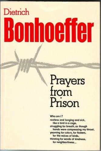 Prayers from Prison: Prayers and Poems