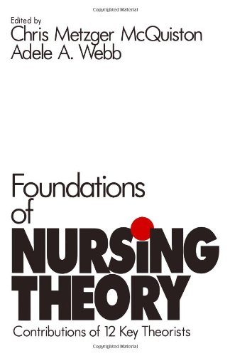 Foundations of Nursing Theory: Contributions of 12 Key Theorists (Notes on Nursing Theories) - Chris Metzger McQuiston; Adele A. Webb