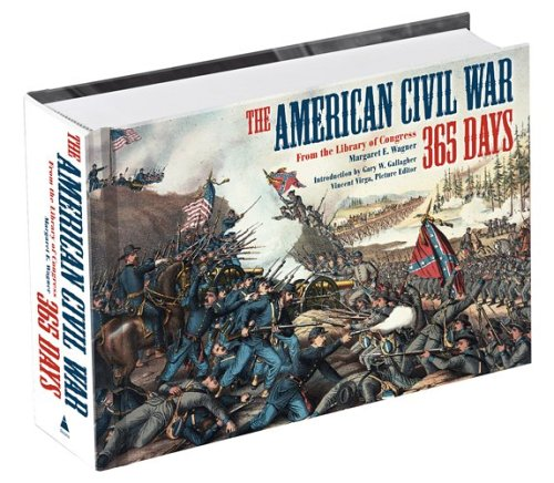 The American Civil War: 365 Days - Margaret E. Wagner
