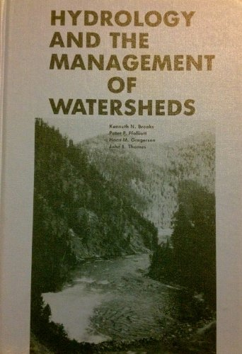 Hydrology and the Management of Watersheds - Kenneth N. Brooks, Peter Ffolliott, Hans Gregersen, Thames John