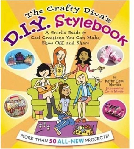 The Crafty Diva's D.I.Y. Stylebook: