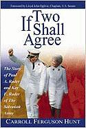 If Two Shall Agree: The Story of Paul A. Rader and Kay F. Rader of the Salvation Army