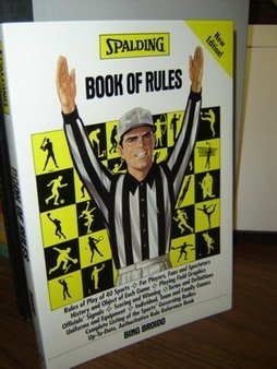 Spalding Book of Rules - Bing Broido