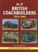 A-Z British Coachbuilders, 1919-1960: And the Development of Styles & Techniques