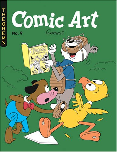 Comic Art Annual #9 and Cartooning Philosophy and Practice Pack - Ivan Brunetti