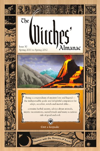 Witches Almanac 2011: Issue 30: Spring 2011-spring 2012, Stones and the Powers of the Earth (Paperback) - Theitic
