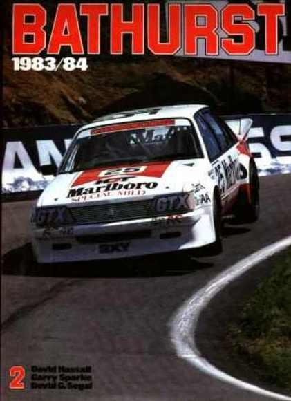 Bathurst 1983/84 - Hassall, David; Sparke, Garry and Segal, David G.