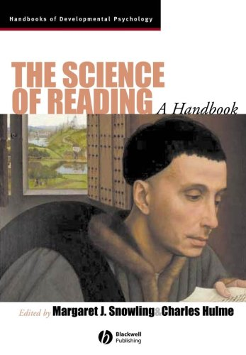 The Science of Reading: A Handbook - Margaret J. Snowling; Charles Hulme