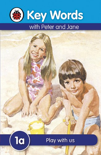 Key Words With Peter And Jane #1 Play With Us A Series - Ladybird