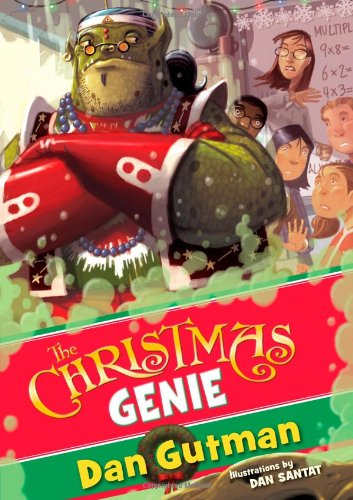 The Christmas Genie - Dan Gutman