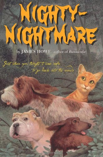 Nighty-Nightmare (Bunnicula and Friends) - James Howe