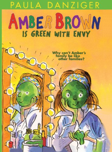 Amber Brown Is Green With Envy (Turtleback School  &  Library Binding Edition) - Paula Danziger