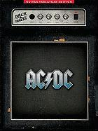 AC/DC Backtracks: Guitar Tablature Edition
