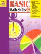 Basic Math Skills Grade 6 - Tuttle, Wes