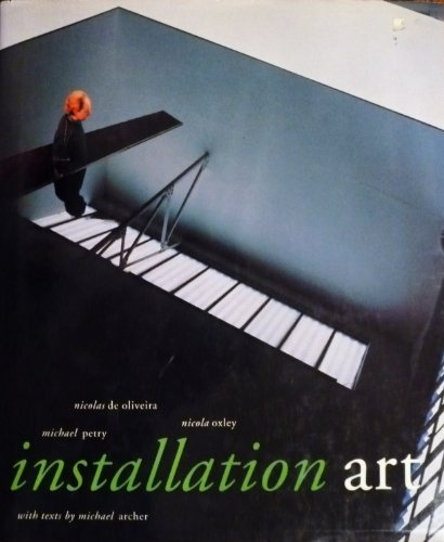 Installation Art - Nicolas De Oliveira; Nicola Oxley; Michael Petry; Michael Archer