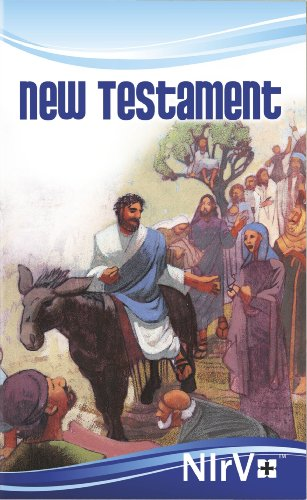 NIrV Children's New Testament - Biblica