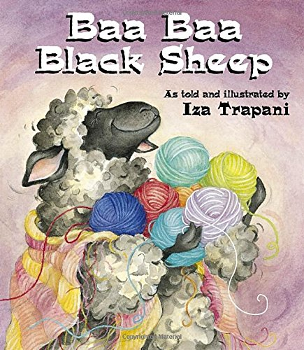 Baa Baa Black Sheep - Iza Trapani