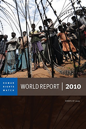 World Report 2010: Events of 2009 (Human Rights Watch World Report) - Watch, Human Rights