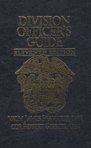 Division Officer's Guide - James Stavridis, Robert Girrier