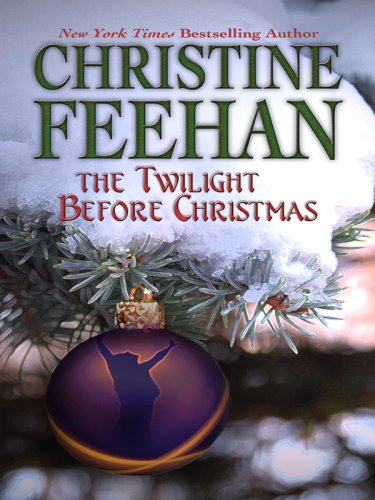 The Twilight Before Christmas (Drake Sisters, Book 2) - Christine Feehan