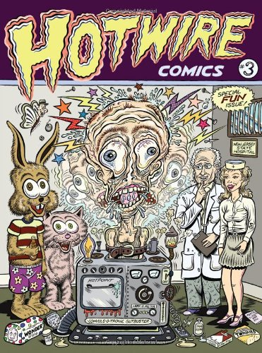 Hotwire Comics #3 - Glenn Head