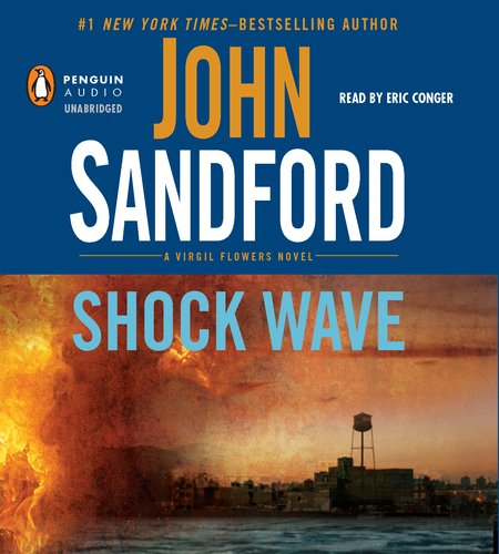 Shock Wave (A Virgil Flowers Novel) - John Sandford