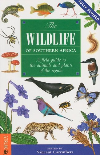 The Wildlife of Southern Africa - Vincent Carruthers