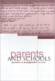 Parents and School: Partners or Protagonists?