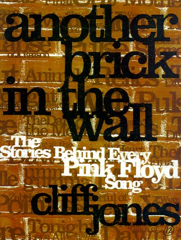 Another Brick In The Wall - Cliff Jones