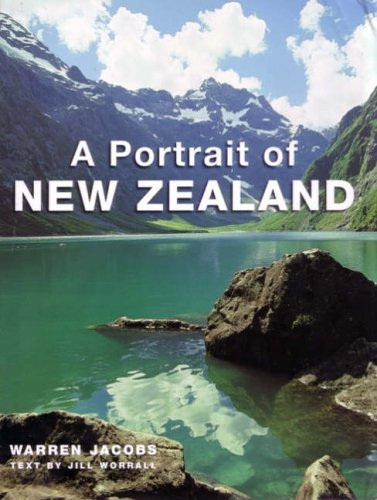 Portrait of New Zealand - Warren Jacobs