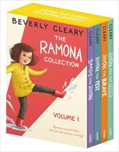 The Ramona Collection, Volume 1: Ramona and Her Father/Ramona the Brave/Ramona the Pest/Beezus and Ramona - Cleary, Beverly / Dockray, Tracy