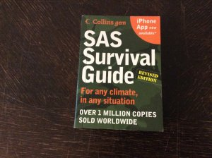 Sas Survival Guide 2e (Collins Gem): for Any Climate, for Any Situation - John 'Lofty' Wiseman