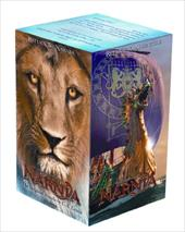 Chronicles of Narnia Movie Tie-In Box Set the Voyage of the Dawn Treader (Rack) - Lewis, C. S.