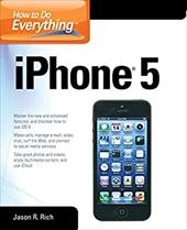 How to Do Everything Iphone 5 - Spivey, Dwight / Spivey