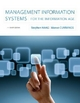 Management Information Systems for the Information Age - Stephen Haag; Maeve Cummings