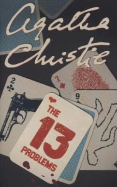 The Thirteen Problems - Christie, Agatha