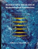 Marketing Research: Methodological Foundations - A. Churchill, Gilbert
