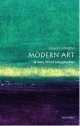 Modern Art: A Very Short Introduction - David Cottington