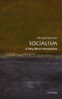 Socialism: A Very Short Introduction (eBook, PDF) - Newman, Michael