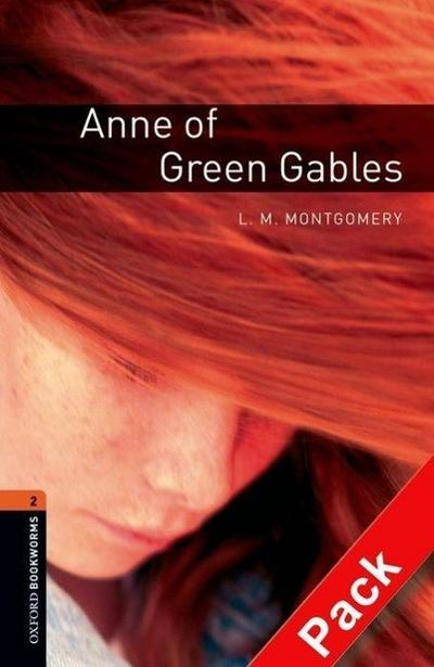 Anne of Green Gables - Lucy M Montgomery