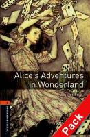 Obl 2 alice's adv wonderland cd pk ed 08