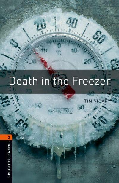 Death in the Freezer. Neubearbeitung - Tim Vicary
