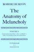 The Anatomy of Melancholy: Volume V: Commentary from Part.1, Sect.2, Memb.4, Subs.1 to the End of the Second Partition (Oxford English Texts)