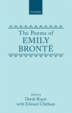 The Poems of Emily Bronte - Bronte, Emily Bronte, Emi
