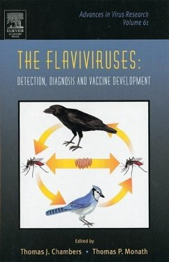 The Flaviviruses: Detection, Diagnosis and Vaccine Development - Chambers, Thomas J. / Monath, Thomas P. (eds.)